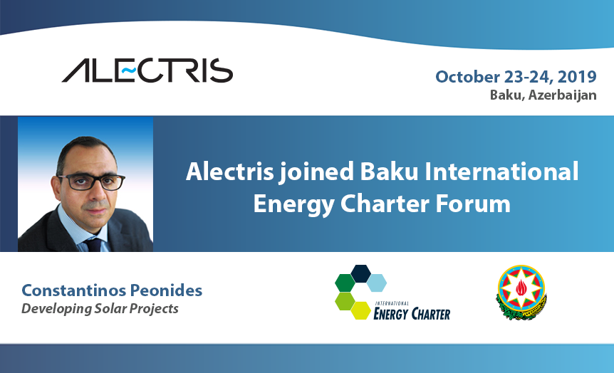 Alectris Baku International Energy Charter Forum