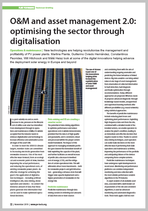 pv om and asset management 2.0 optimising through digitalisation