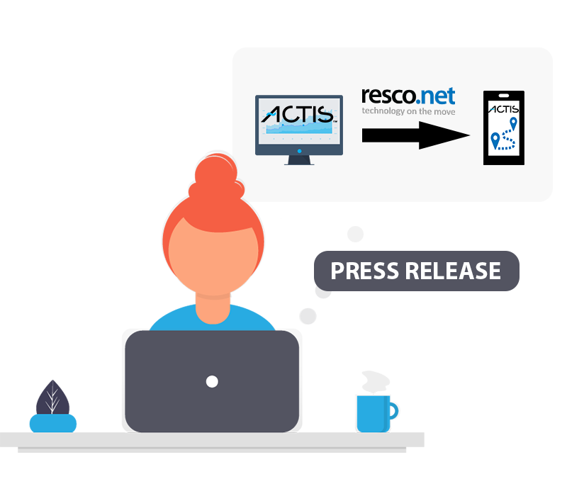 RESCO ACTIS ERP SOFTWARE MOBILE APP ALECTRIS
