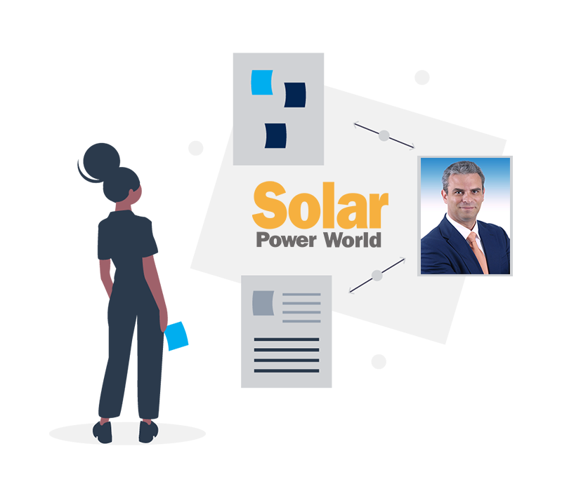 solar power world invertors asset management erp solar