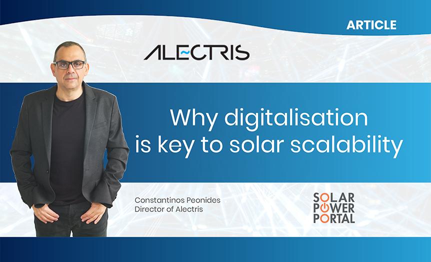 solar power portal digitalization solar software