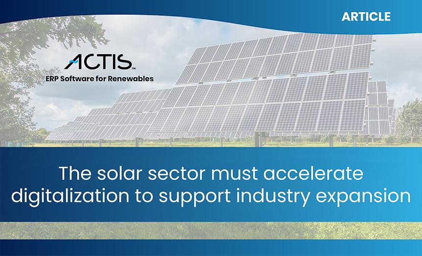 solar digitalization expansion